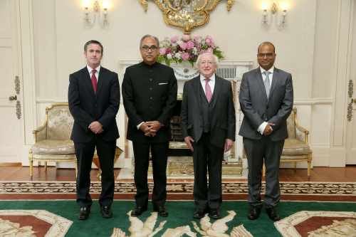 H.e. Mr. Md. Abdul Hannan, Ambassador Of The People's Republic Of Bangladesh To Ireland
