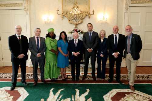 Presidents Appoints Seven New Commissioners To The Irish Human Rights And Equality Commission