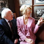 Michael D. Higgins Through The Years