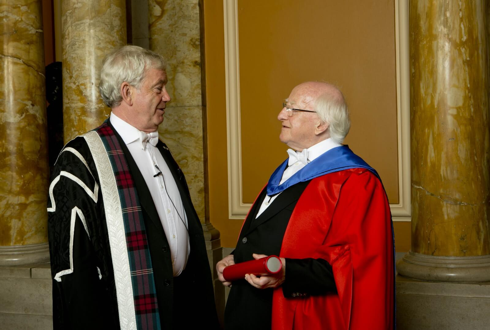 doctor of laws