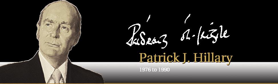 Patrick J. Hillery