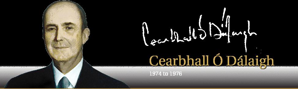 Cearbhail Ó Dálaigh